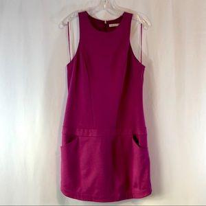 Trina Turk fuchsia sheath dress sz.10
